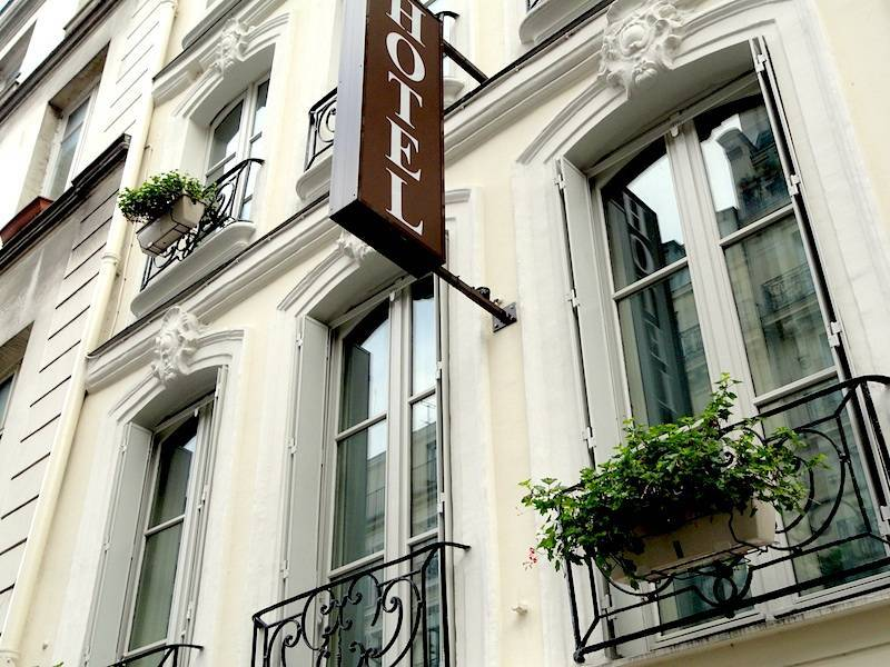 Hotel Diana Paris Review By Eurocheapo